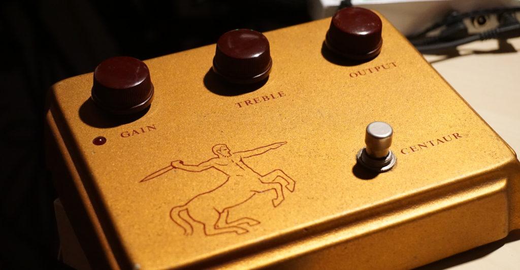 Centaur Klon Gold Short Tale