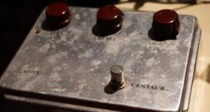Centaur Klon Silver No Picture