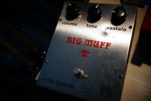 BIG MUFF RAMS HEAD