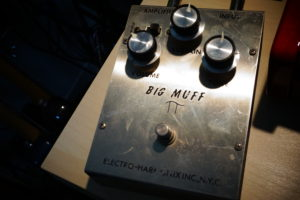 BIG MUFF TRIANGLE-KNOB